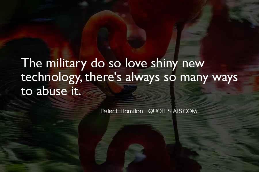 Peter F. Hamilton Quotes #678553