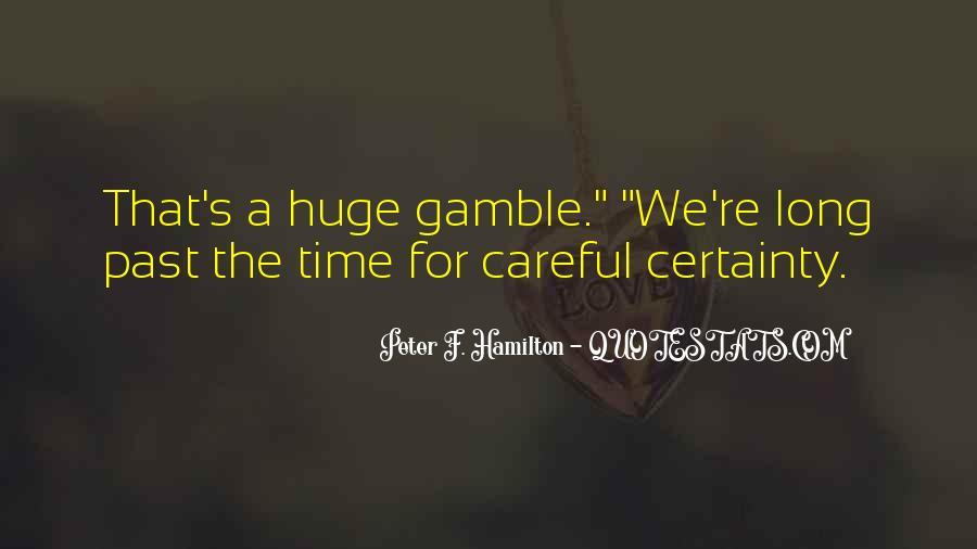 Peter F. Hamilton Quotes #758752