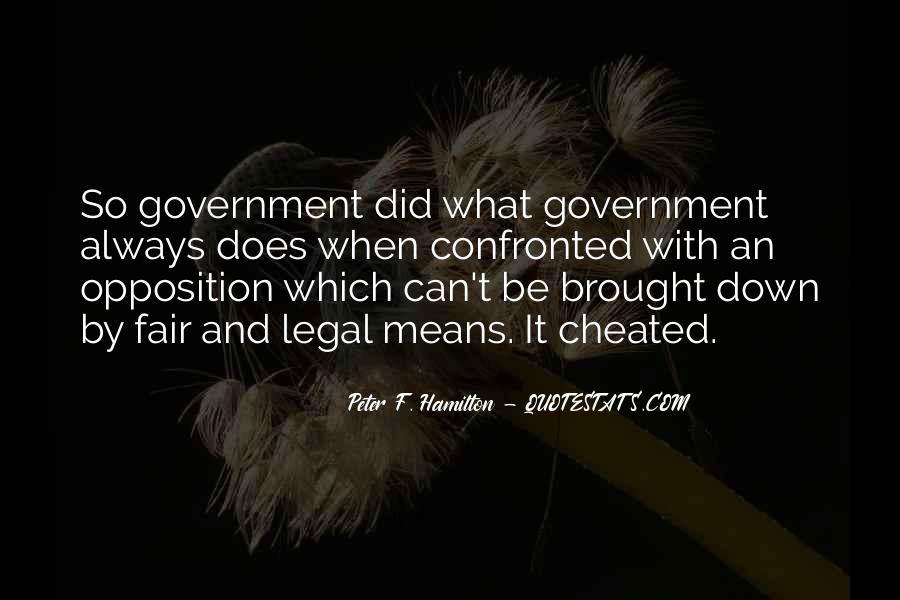 Peter F. Hamilton Quotes #84985