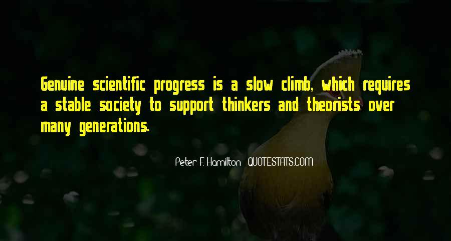 Peter F. Hamilton Quotes #932412