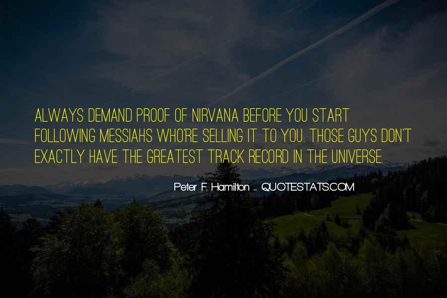 Peter F. Hamilton Quotes #984988