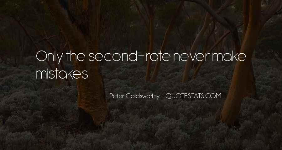 Peter Goldsworthy Quotes #1184384