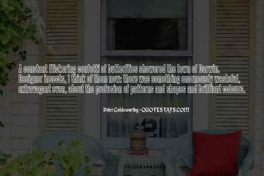 Peter Goldsworthy Quotes #1196090