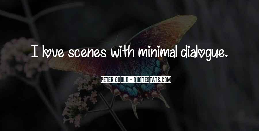 Peter Gould Quotes #774240
