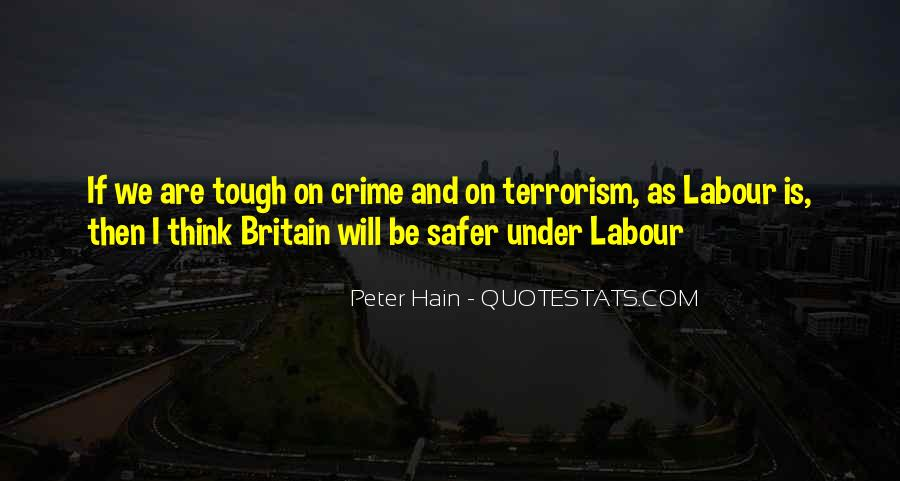 Peter Hain Quotes #1649261