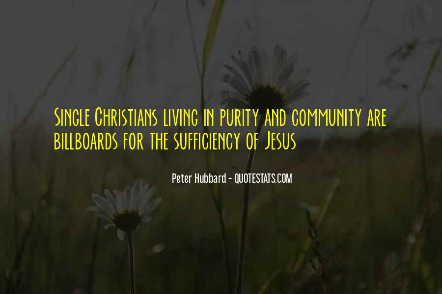Peter Hubbard Quotes #751339
