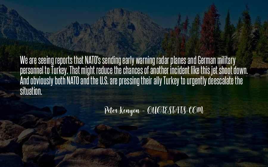 Peter Kenyon Quotes #869326