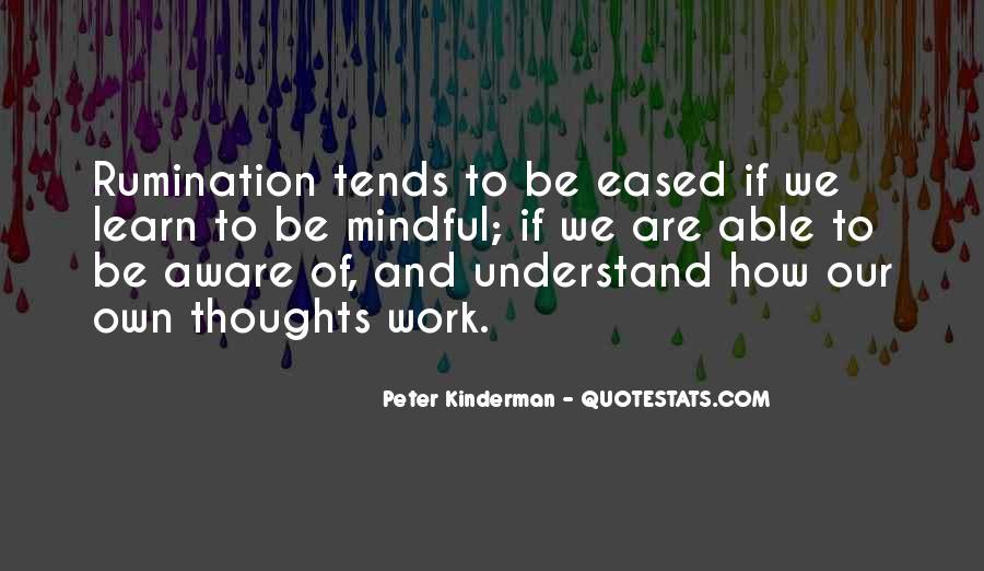 Peter Kinderman Quotes #151240