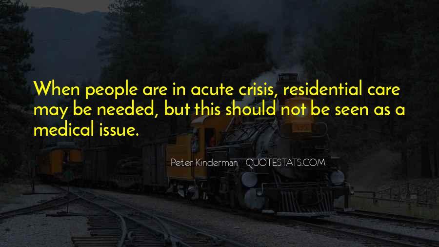 Peter Kinderman Quotes #1668905