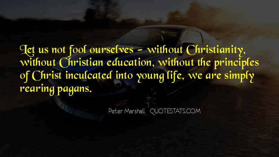 Peter Marshall Quotes #1024534