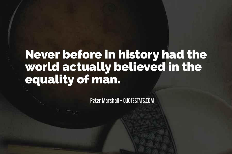 Peter Marshall Quotes #1350795