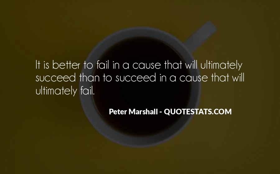Peter Marshall Quotes #1695797