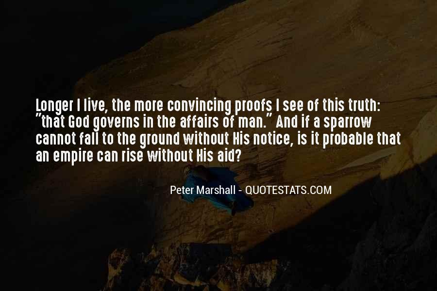 Peter Marshall Quotes #1712985