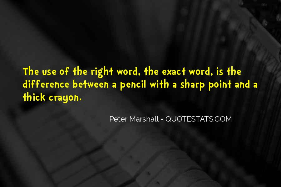Peter Marshall Quotes #1796878