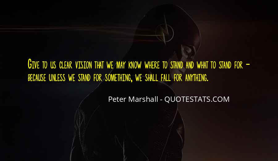 Peter Marshall Quotes #599996
