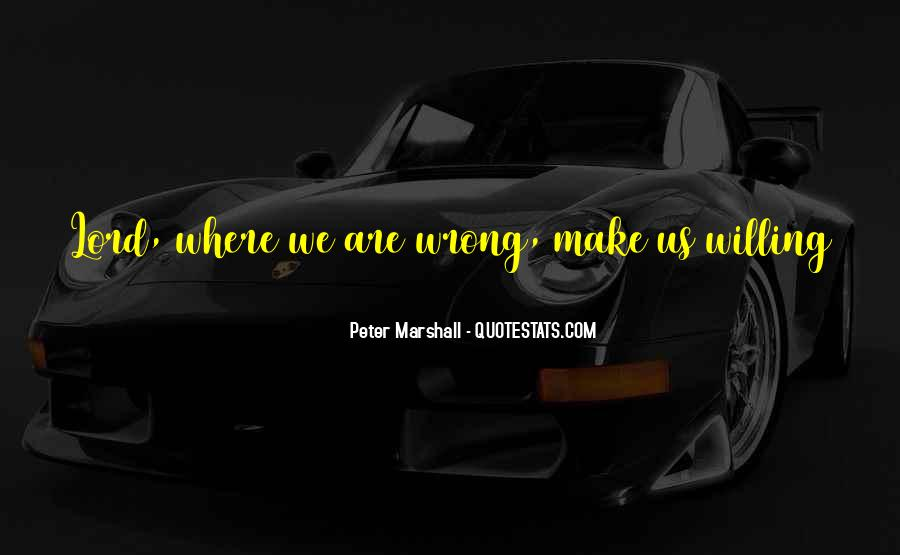 Peter Marshall Quotes #686310