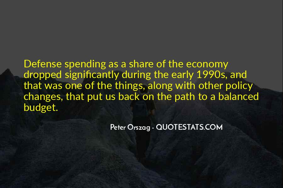 Peter Orszag Quotes #1230749