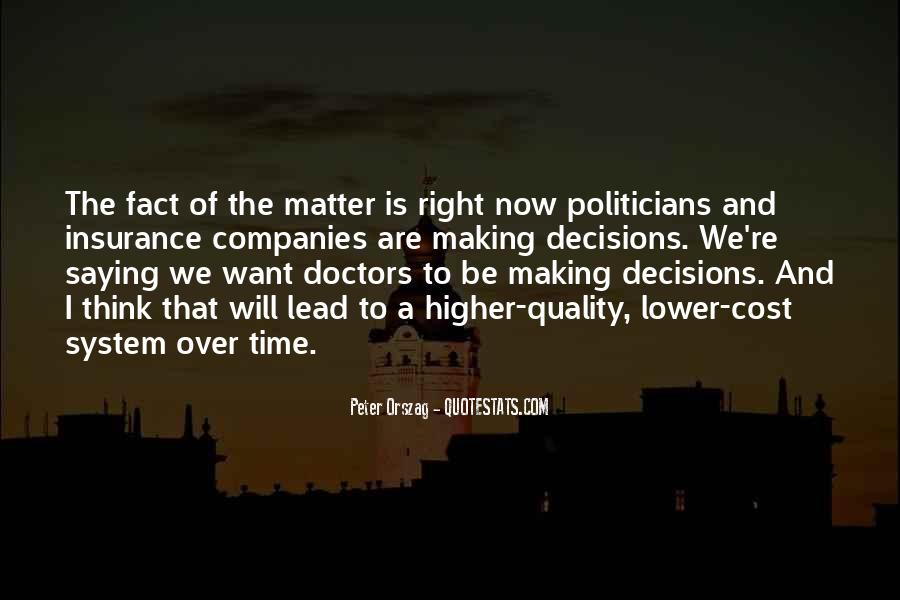 Peter Orszag Quotes #1280270
