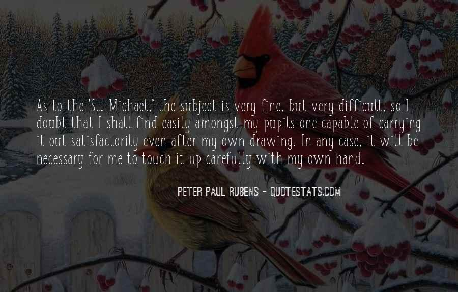Peter Paul Rubens Quotes #758572