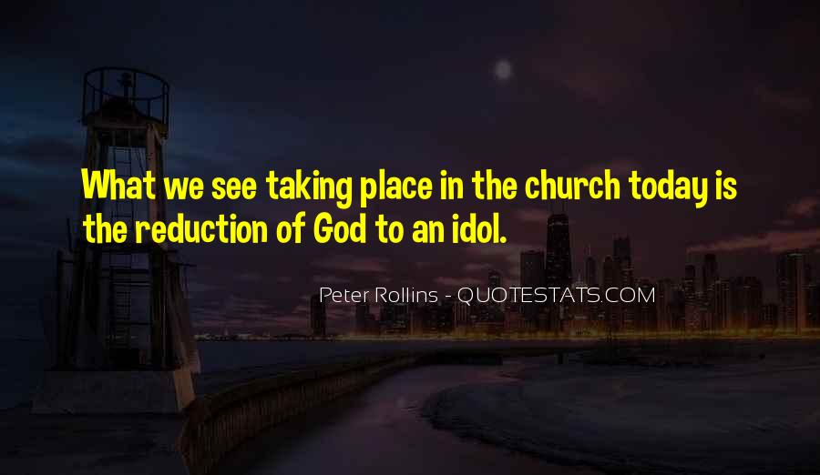 Peter Rollins Quotes #1420993