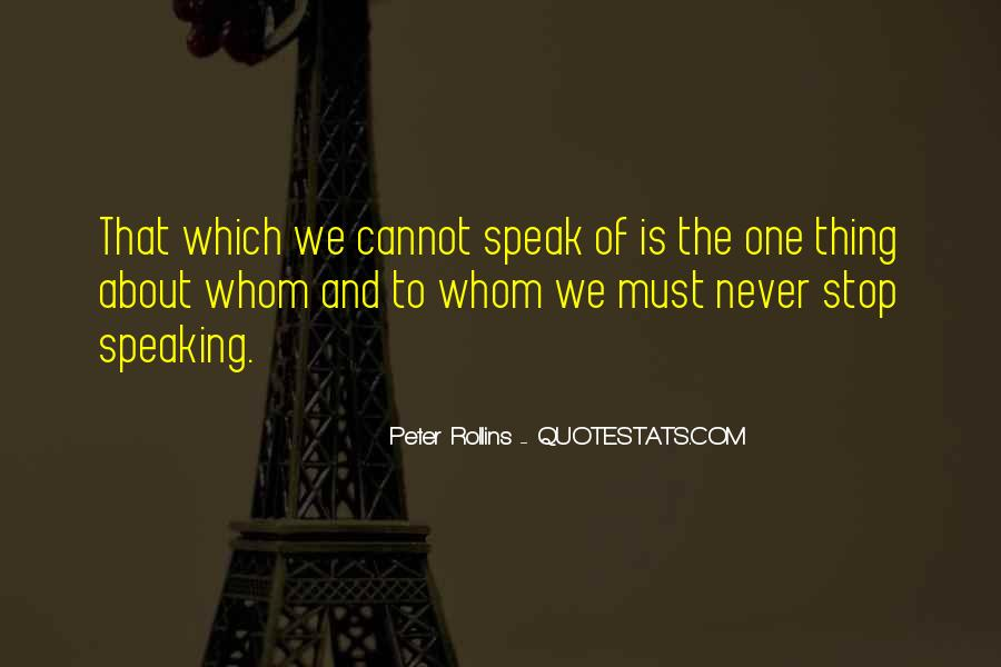 Peter Rollins Quotes #1611849