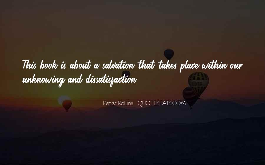 Peter Rollins Quotes #459452