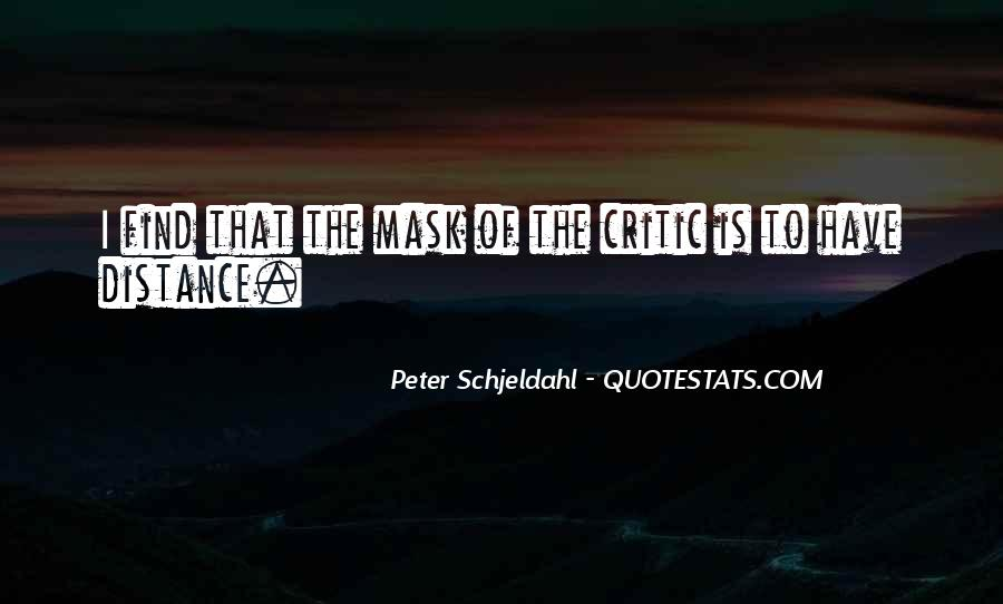 Peter Schjeldahl Quotes #1298586
