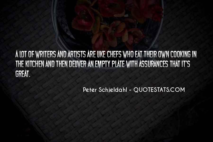 Peter Schjeldahl Quotes #355372
