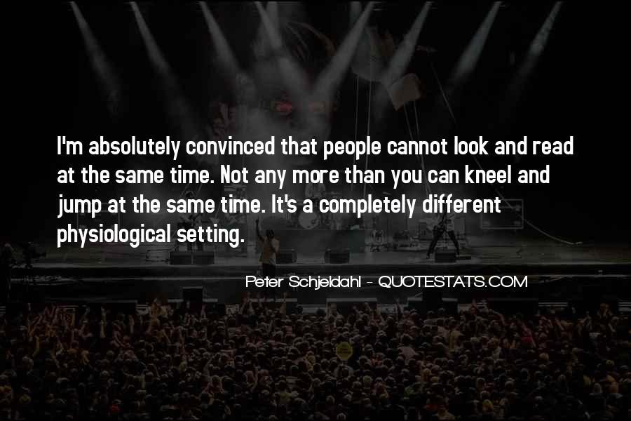 Peter Schjeldahl Quotes #569814