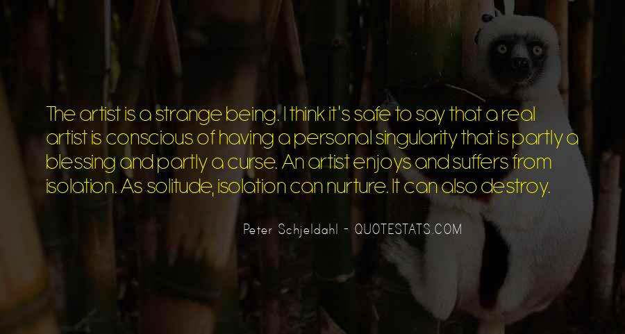 Peter Schjeldahl Quotes #612711