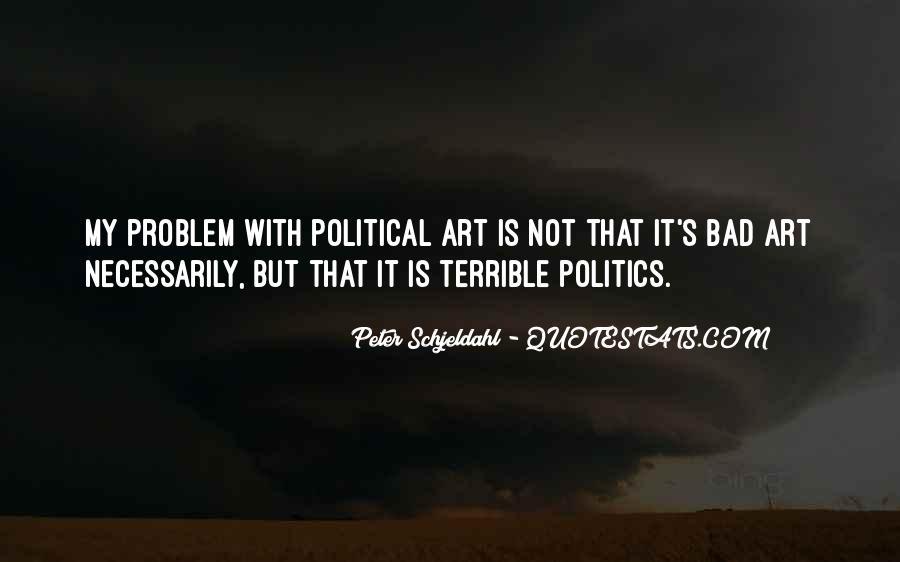 Peter Schjeldahl Quotes #746986