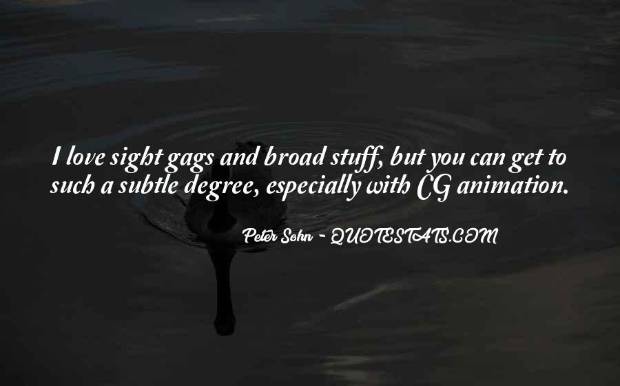 Peter Sohn Quotes #84160
