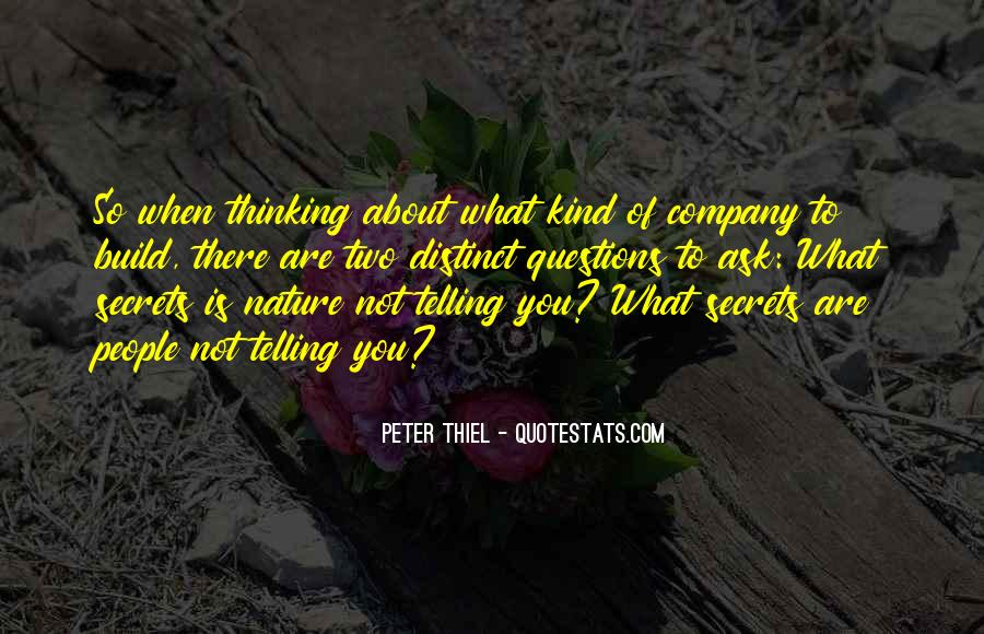 Peter Thiel Quotes #1028942