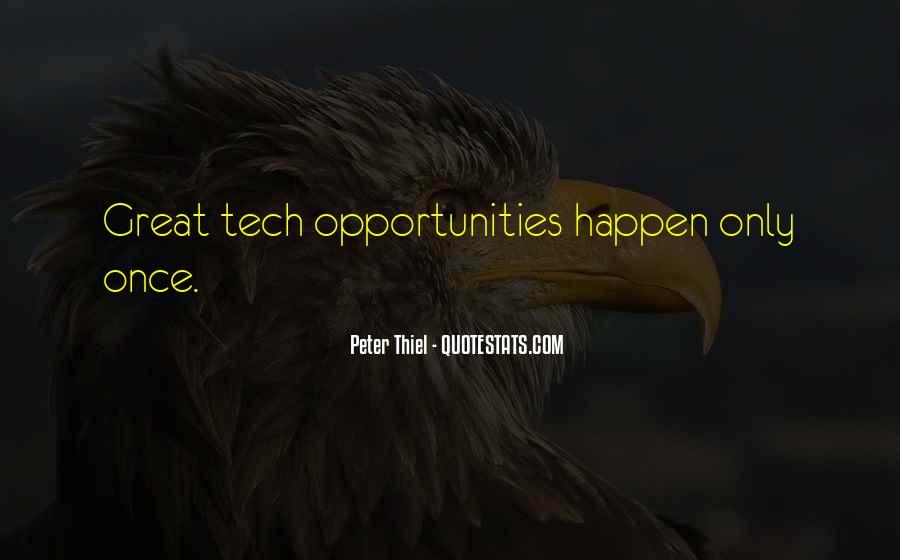 Peter Thiel Quotes #1084024