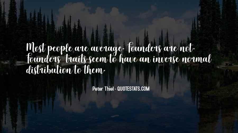 Peter Thiel Quotes #1111515