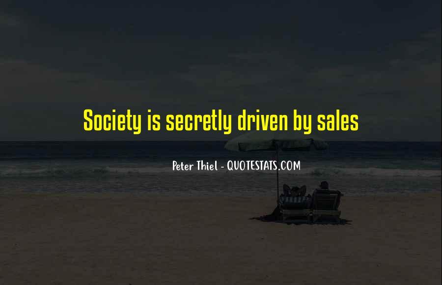 Peter Thiel Quotes #1166544
