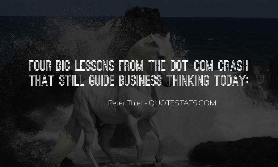Peter Thiel Quotes #1249529