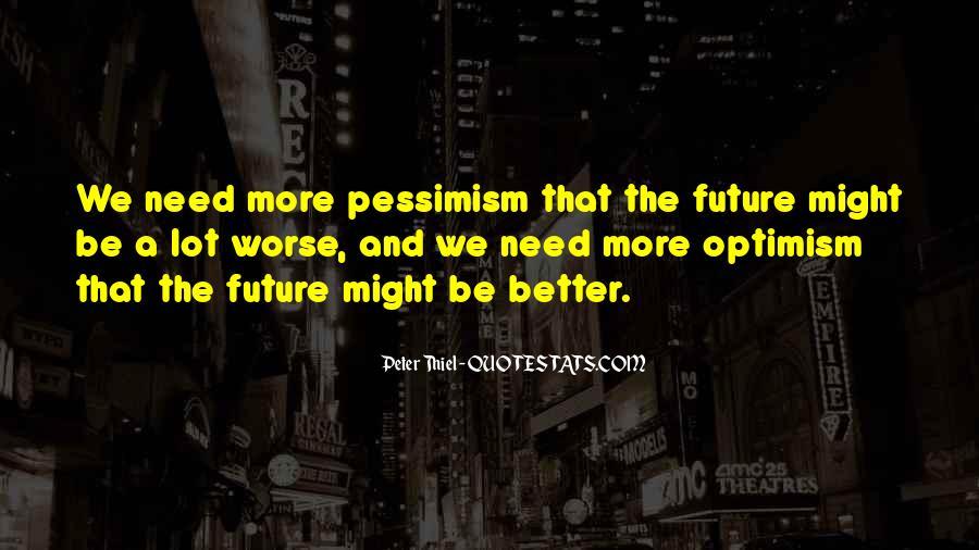 Peter Thiel Quotes #1308136