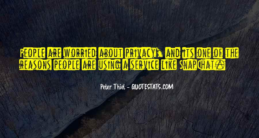 Peter Thiel Quotes #1314986