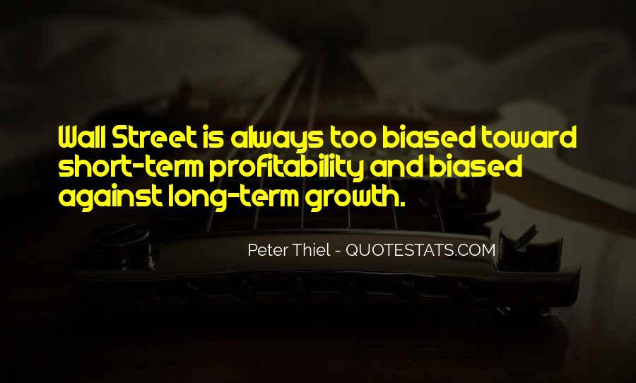 Peter Thiel Quotes #136204