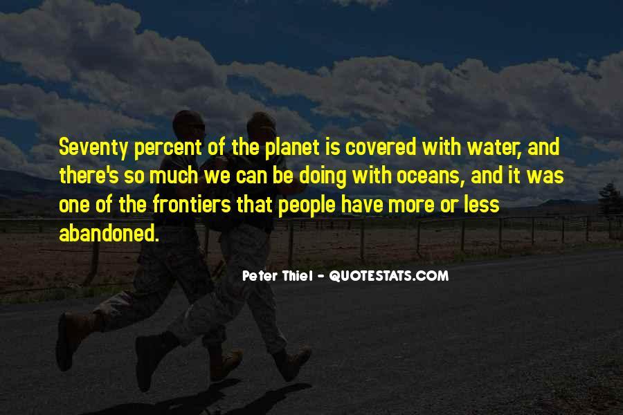 Peter Thiel Quotes #1474446