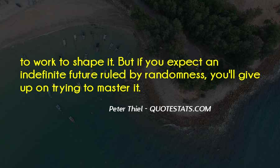 Peter Thiel Quotes #168870