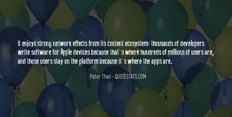 Peter Thiel Quotes #1795541