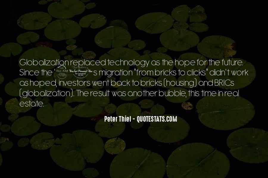 Peter Thiel Quotes #1803793