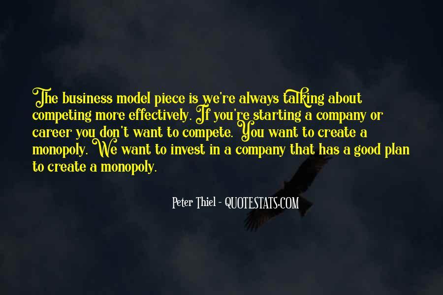 Peter Thiel Quotes #1846564