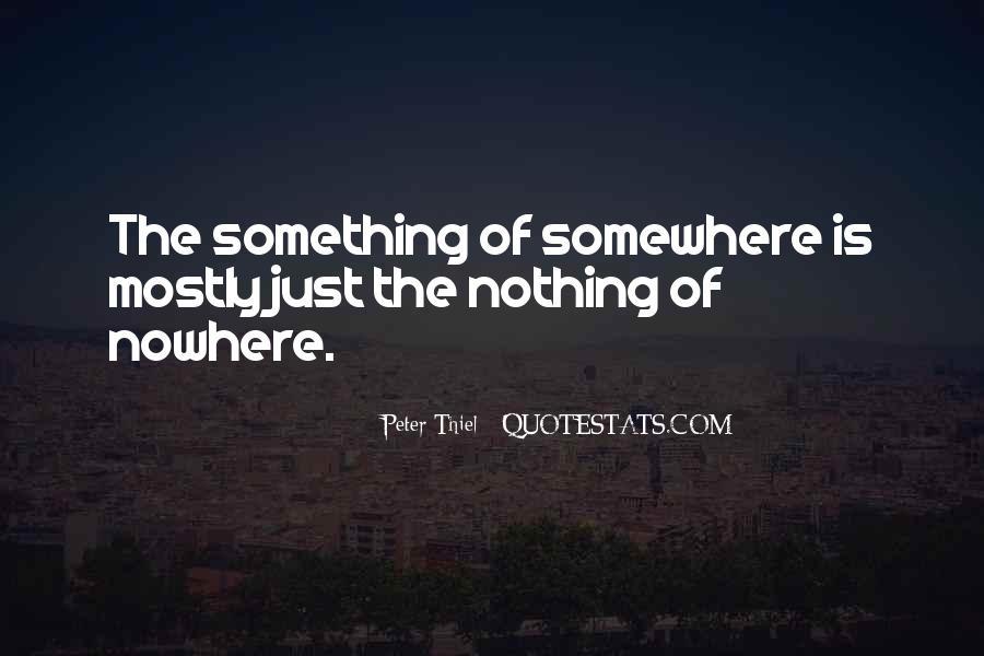 Peter Thiel Quotes #241695
