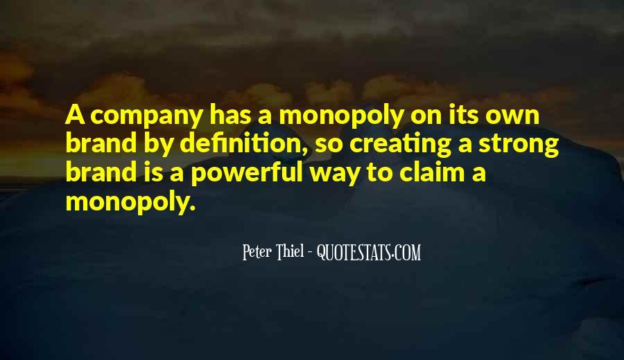 Peter Thiel Quotes #278928