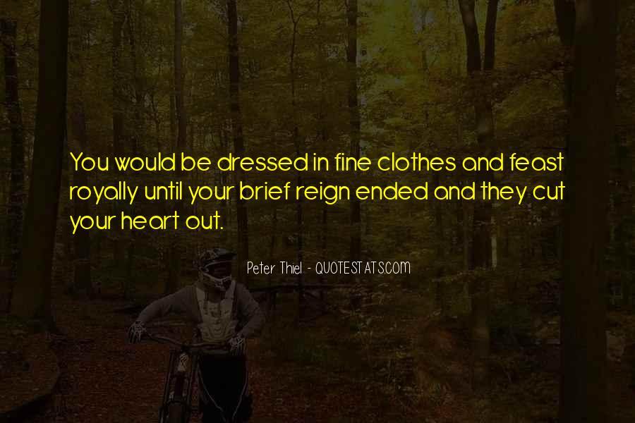 Peter Thiel Quotes #394476