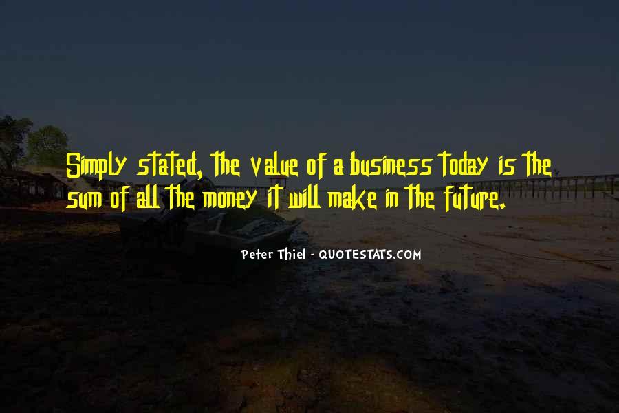 Peter Thiel Quotes #394524