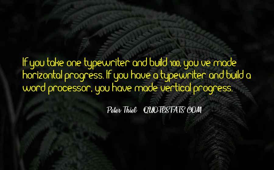 Peter Thiel Quotes #43304